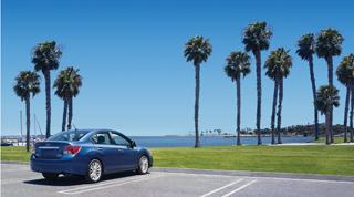 car-at-beach